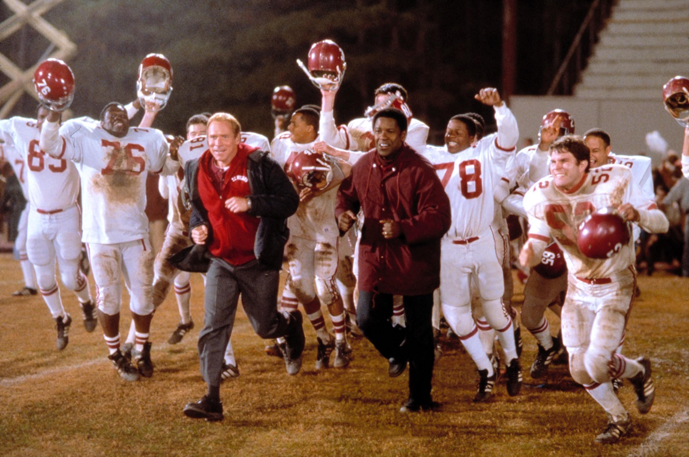 touchdown our favorite football films fandango