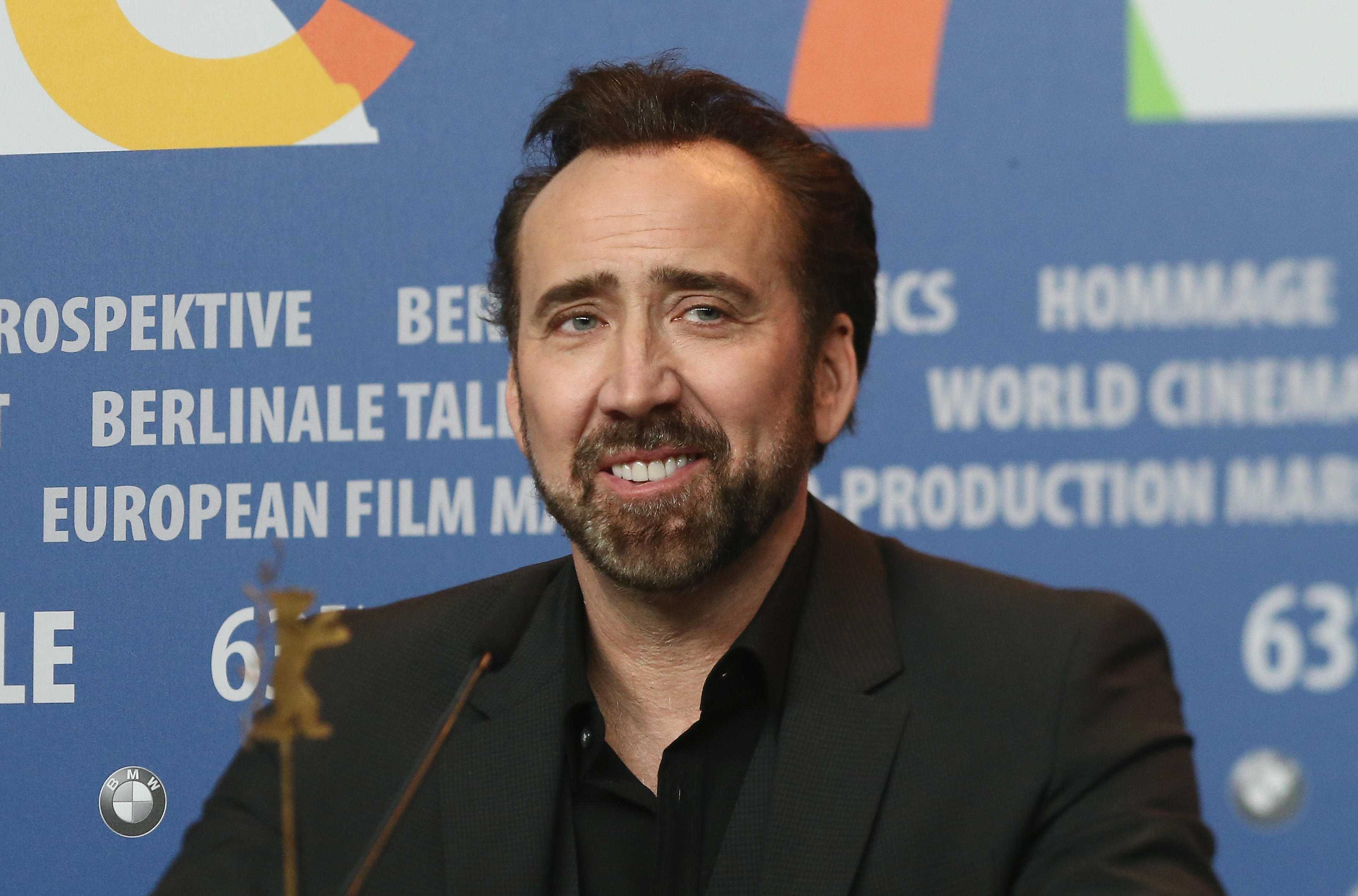 the looks of nicolas cage fandango
