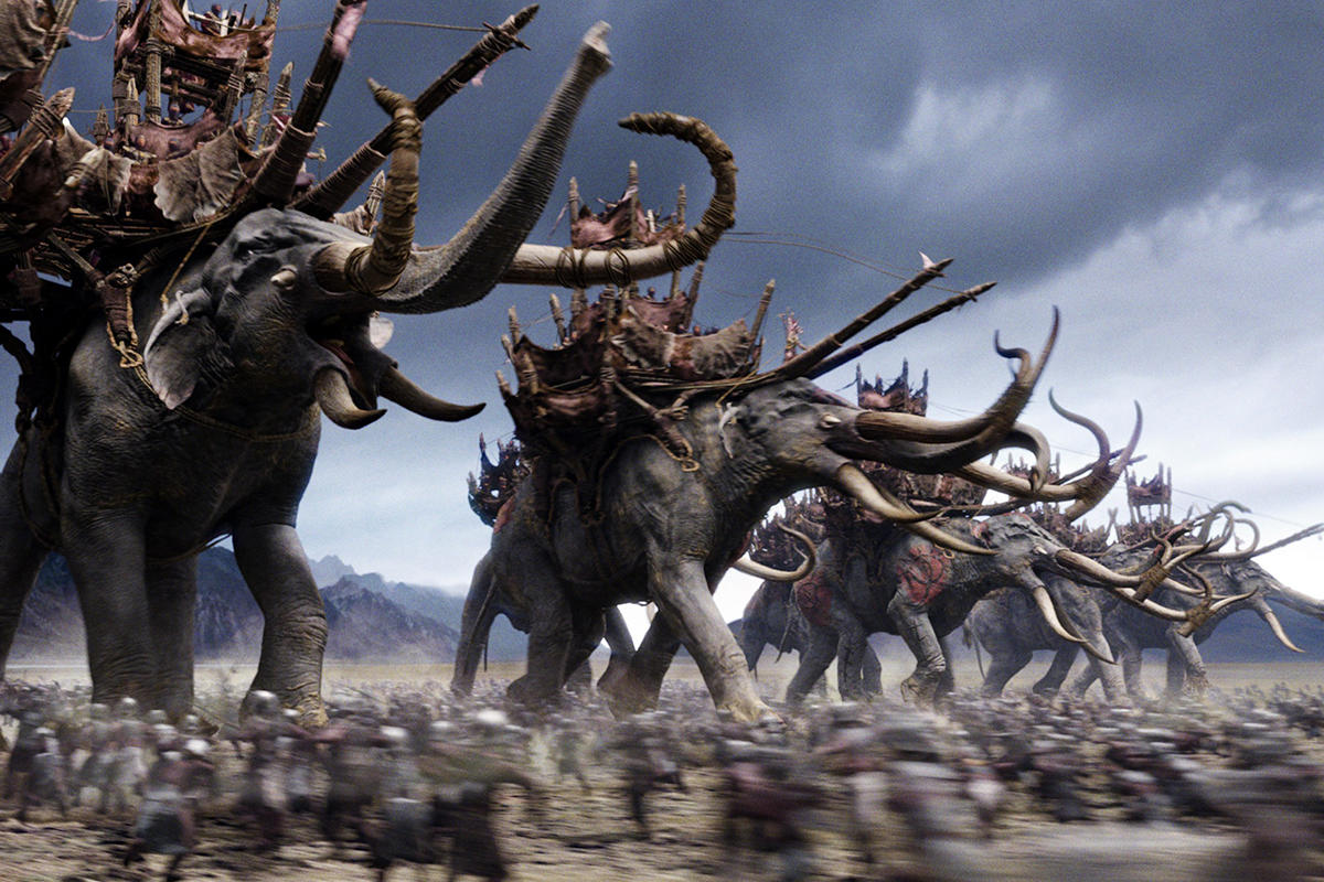 The Hobbit': A Guide to the Creatures of Middle-earth   Fandango