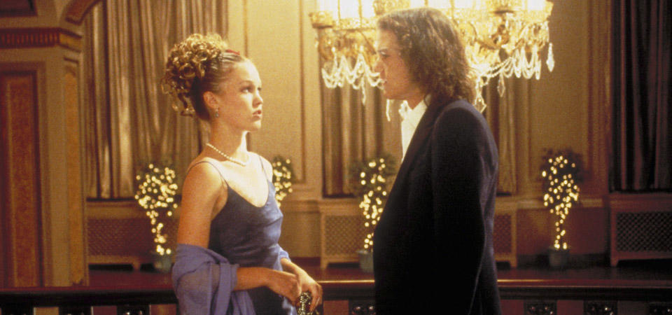 10 Things I Hate About You Movie Poster: The Greatest Rom-Coms In Recent History
