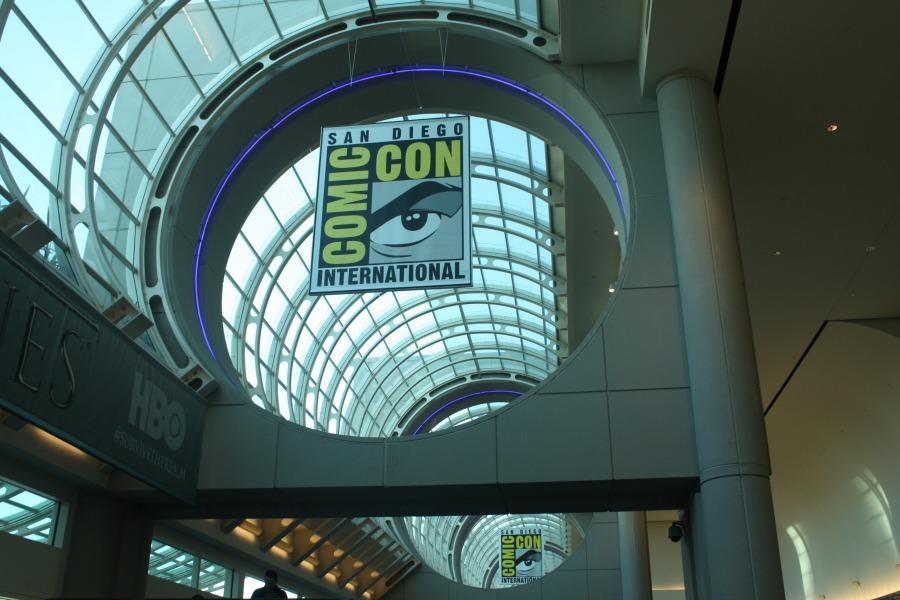 Road Signs: The Road to Comic-Con