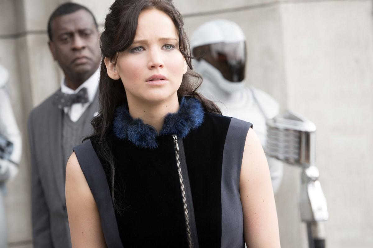 hunger games lead character