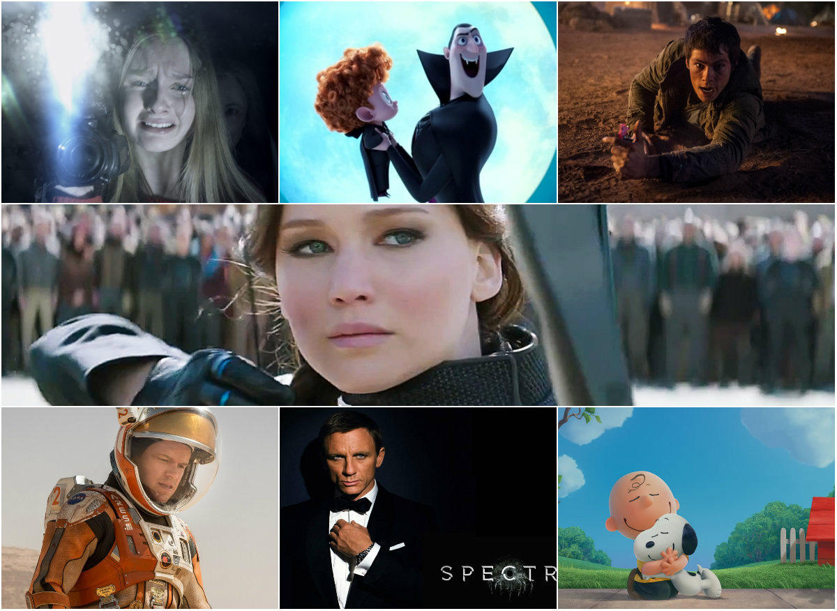 2015 Fall Movie Guide: A Preview of Fall Movies You Must See