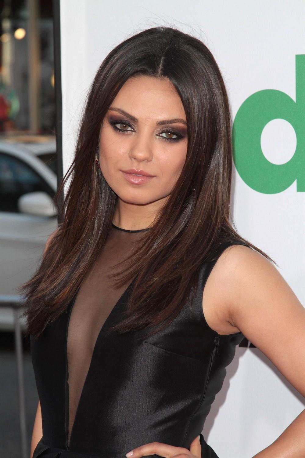 Red Carpet Looks:  Mila Kunis