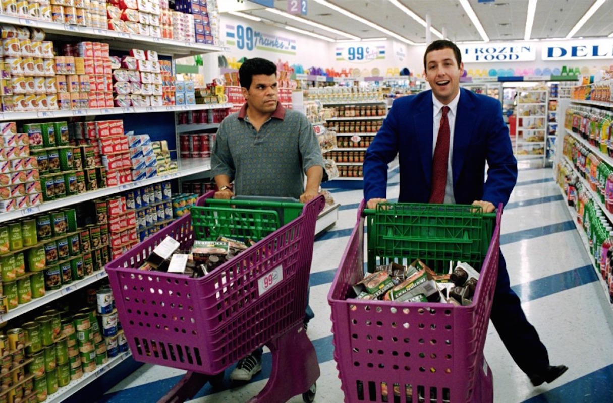 13 Adam Sandler & Happy Madison Movies You Must Watch Before 'Pixels'