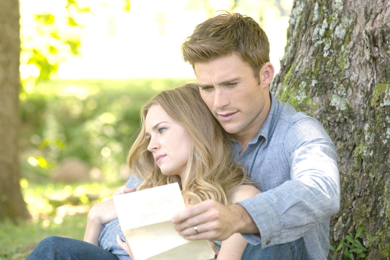 9 Nicholas Sparks Movies Your Significant Other Probably Dragged You To See