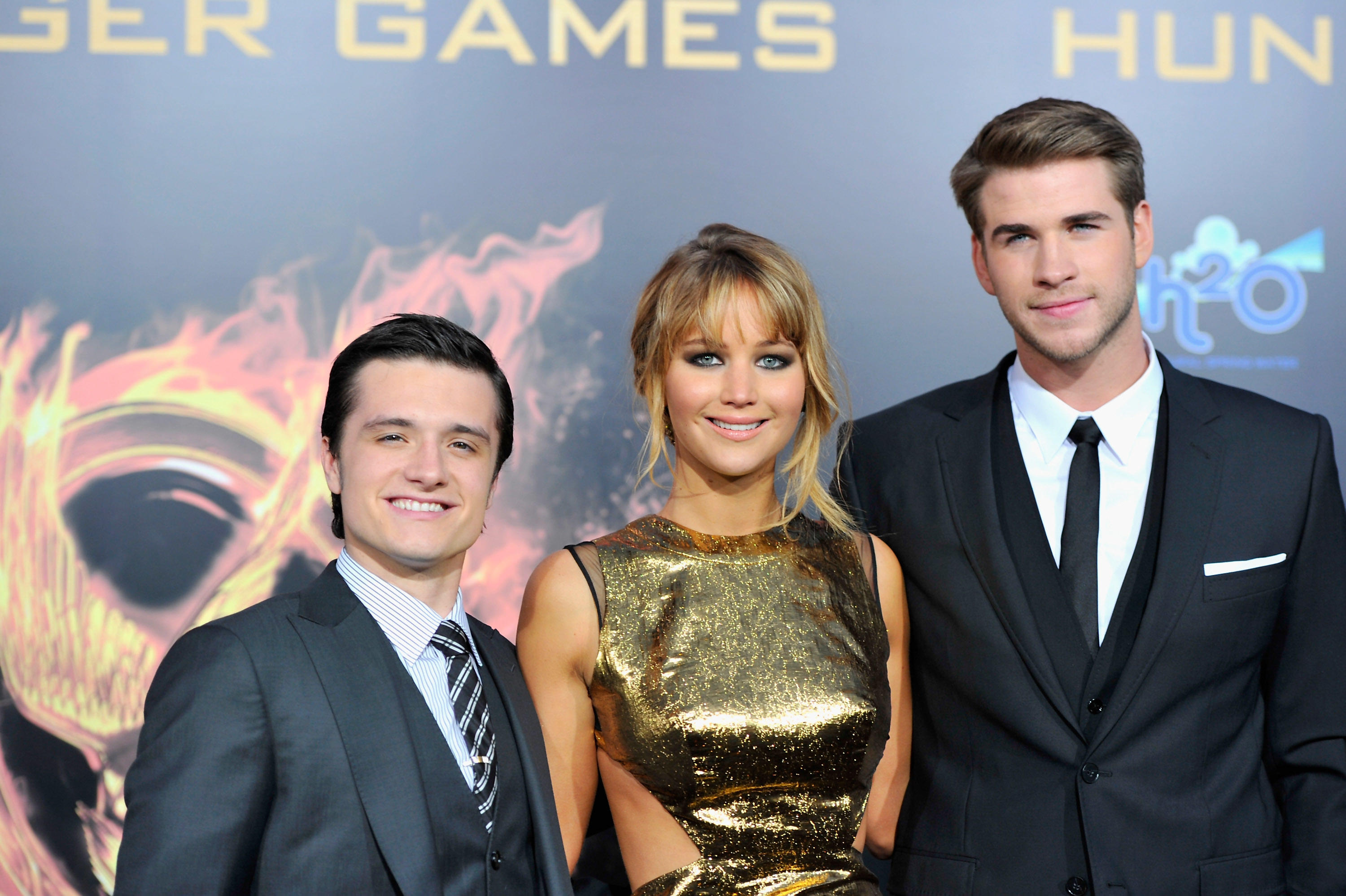 The Hunger Games 2012 World Premiere