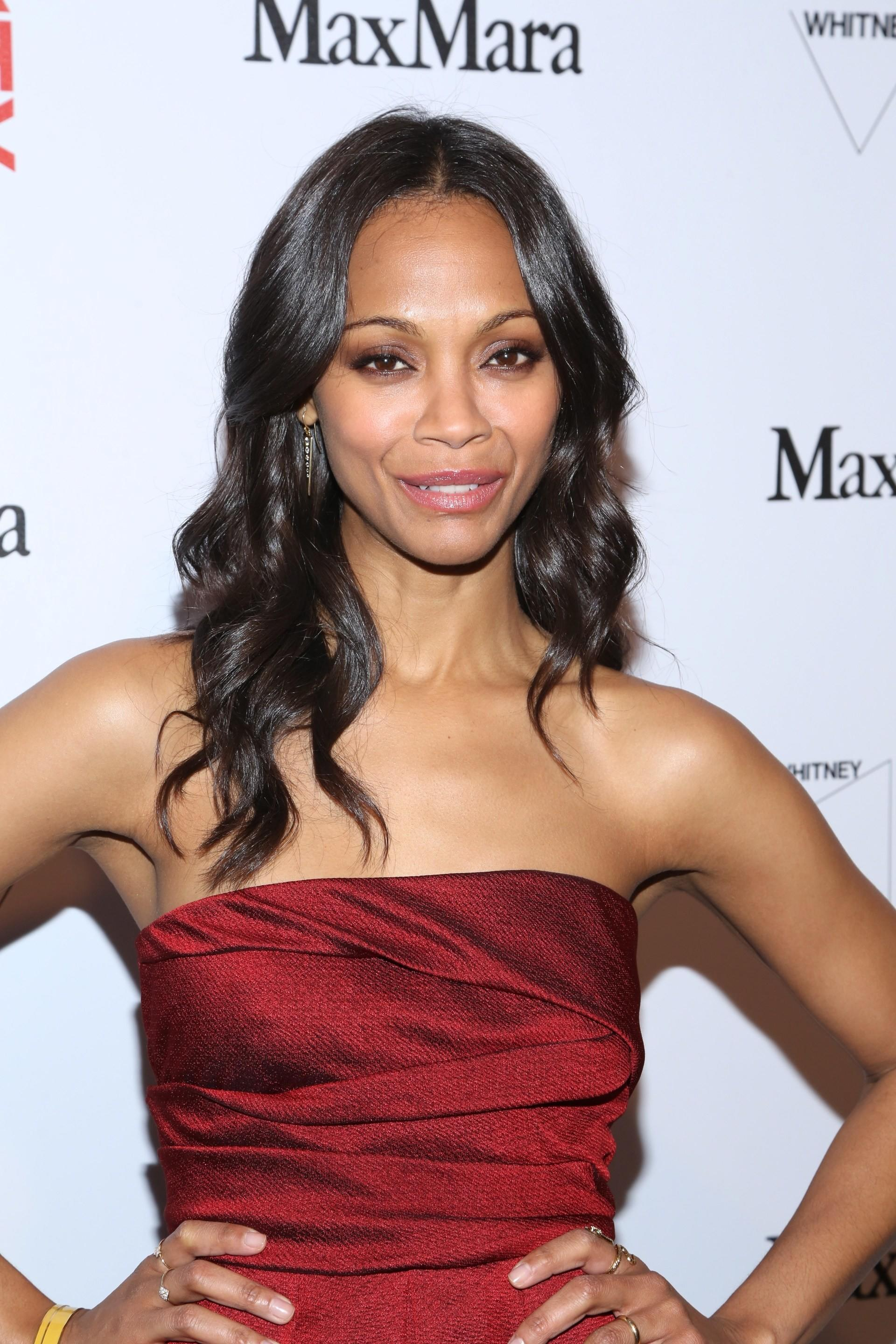 Zoe Saldana's Most Memorable Looks | Fandango