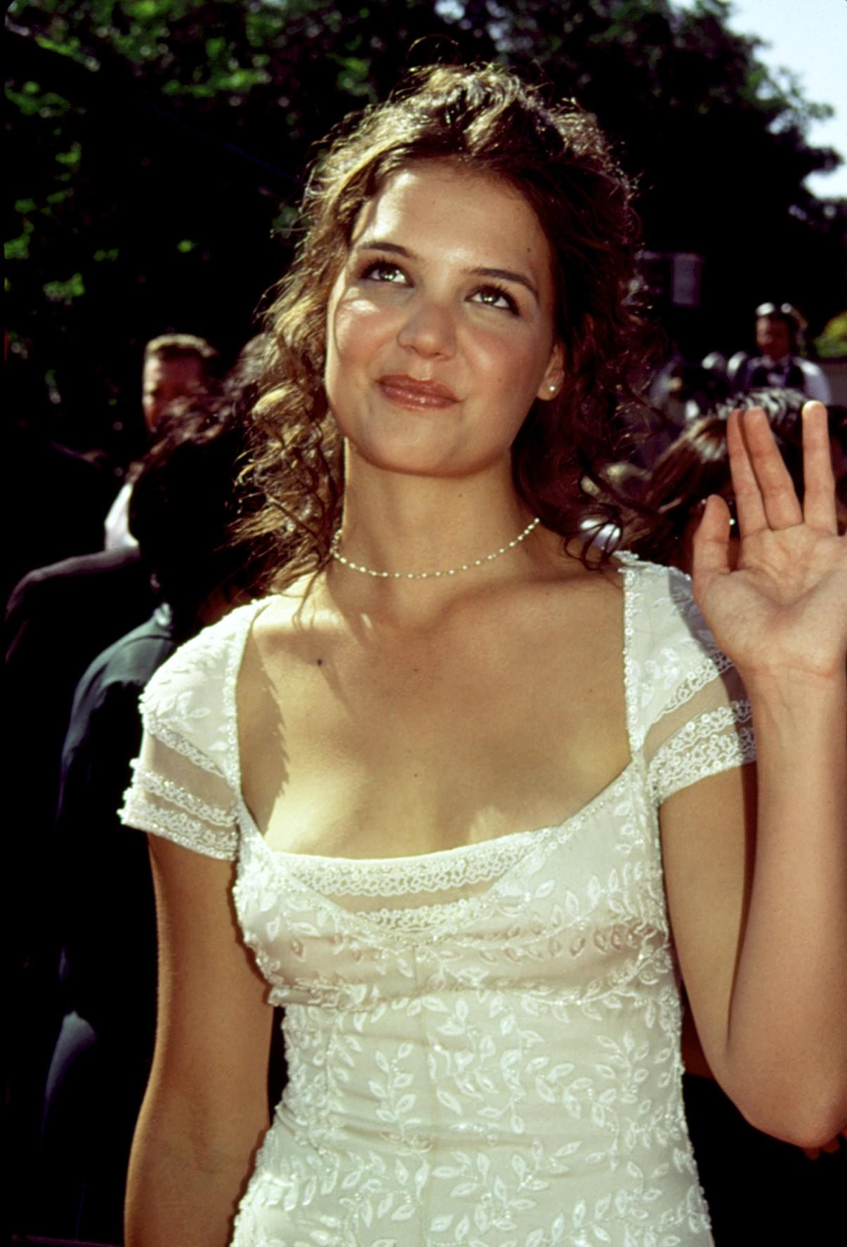 Katie Holmes: Girl Next Door Turned Fashionista | Fandango