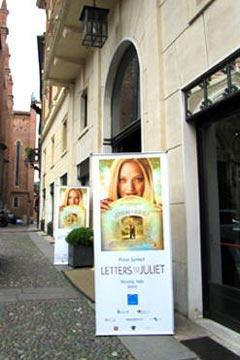 On Location with <i>Letters to Juliet</i>