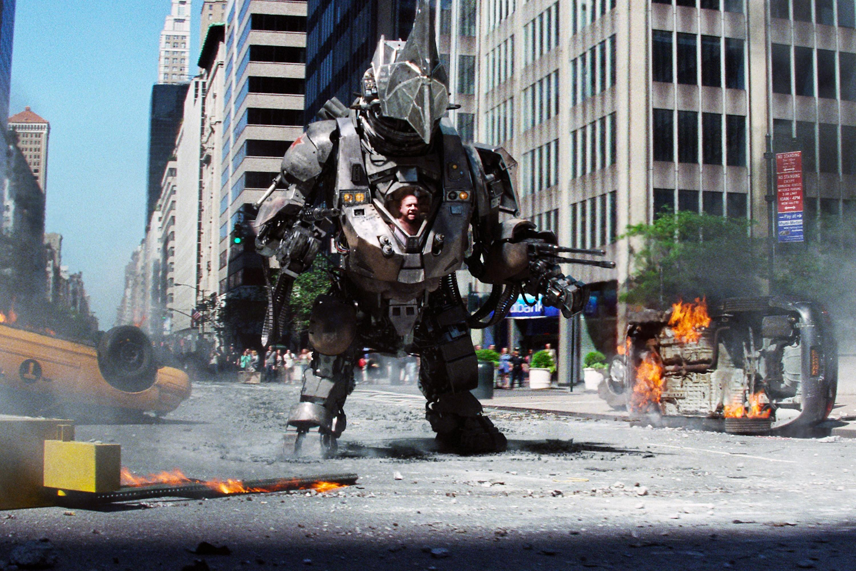 Mech Suits in the Movies | Fandango