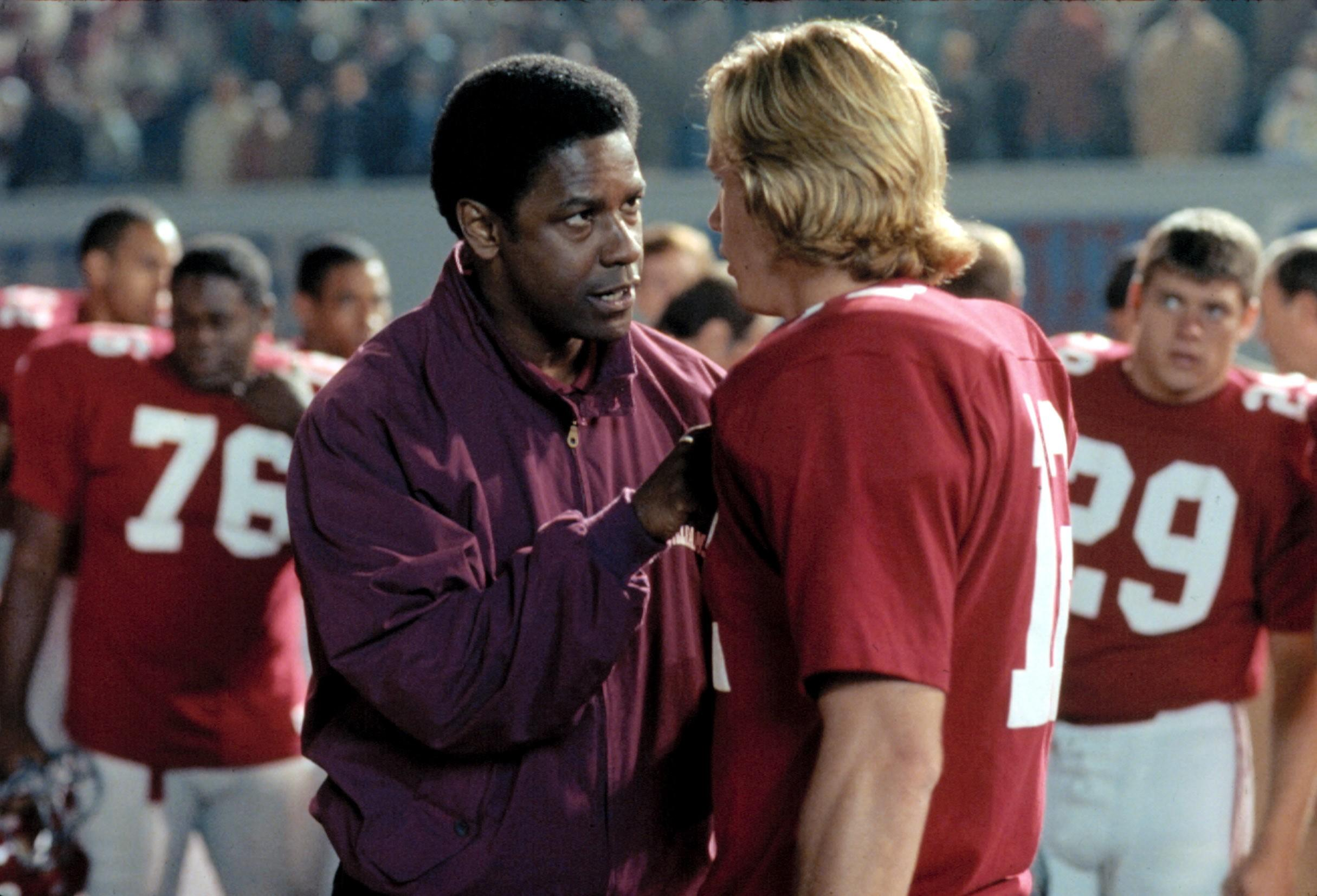 The 10 Best Football Coaches in Movies | Fandango