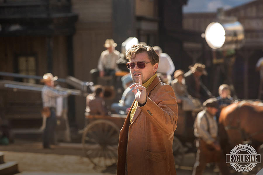 ONCE UPON A TIME IN HOLLYWOOD (JULY 26)