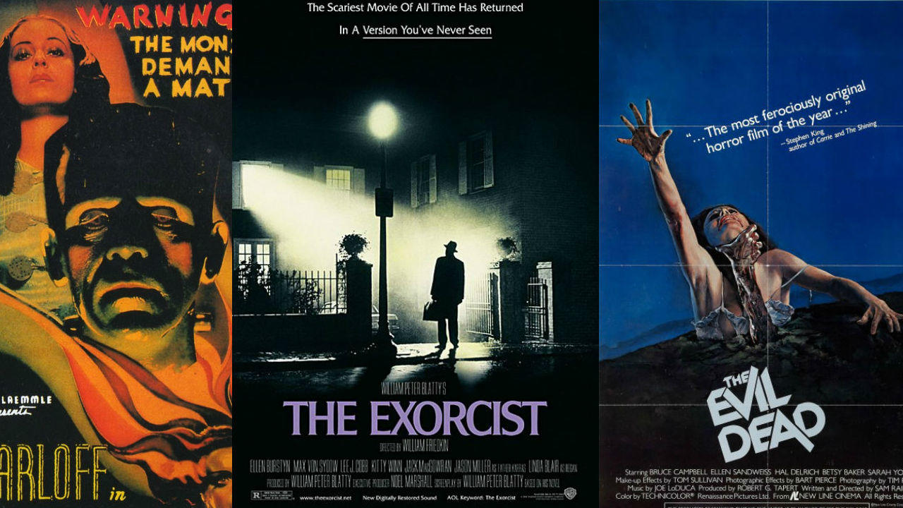 Top 50 Horror Movies In Hollywood