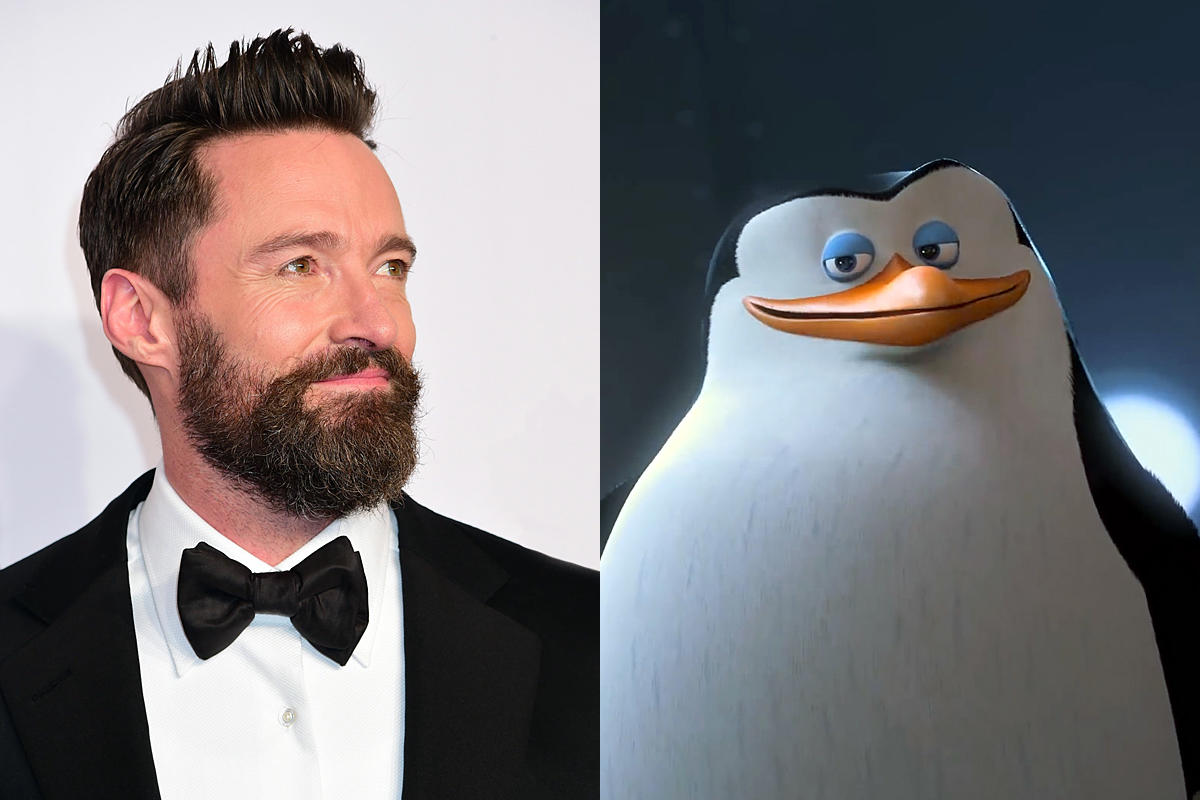Who Wore It Better: Penguins or Actors in Penguin Suits?