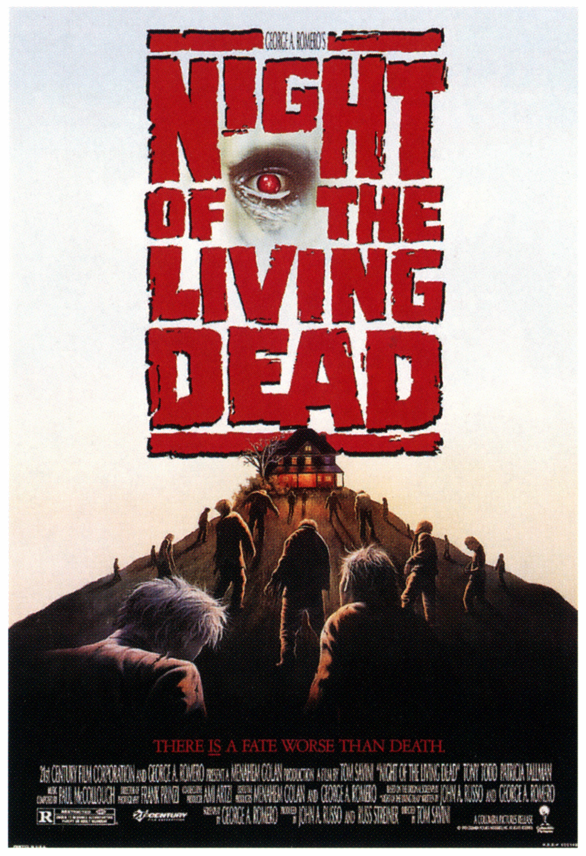 10. Night of the Living Dead (1990)