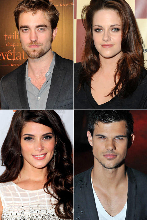 The 'Twilight' Stars: Where Are They Now?