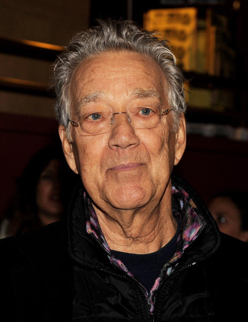 Ray Manzarek at the California premiere of