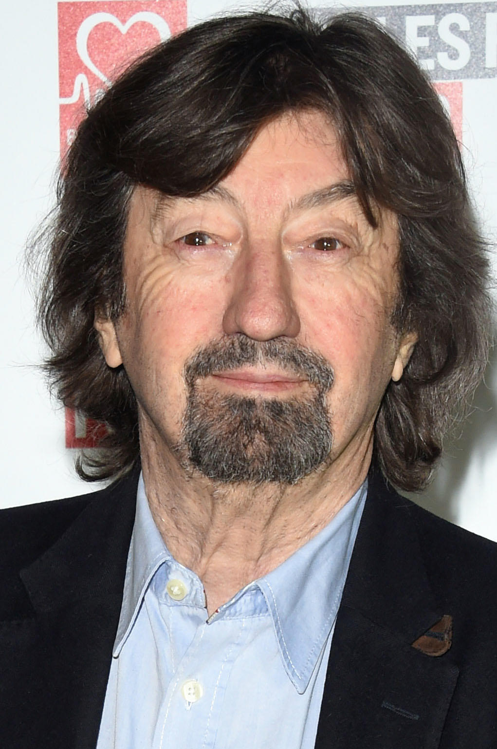 Trevor Nunn at the School of Rock preview to support the Miles Frost Fund in London.