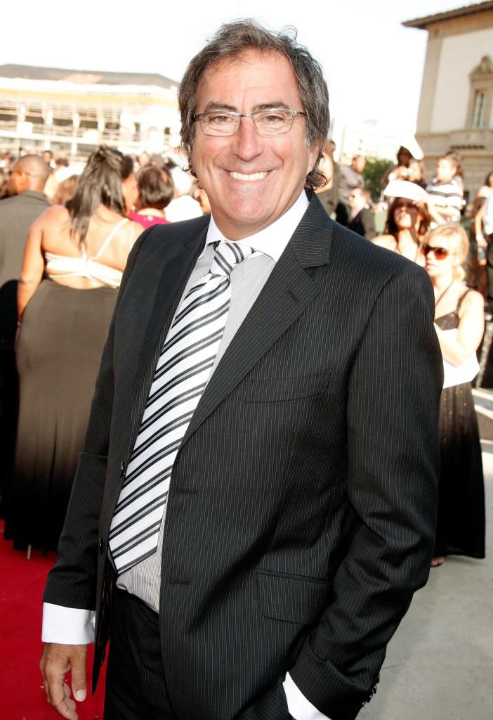 Kenny Ortega at the 2008 ALMA Awards.