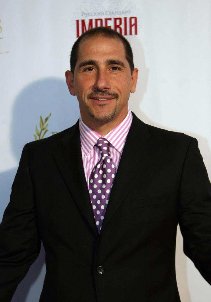 Paul Carafotes at the 7th Beverly Hills Film Festival.