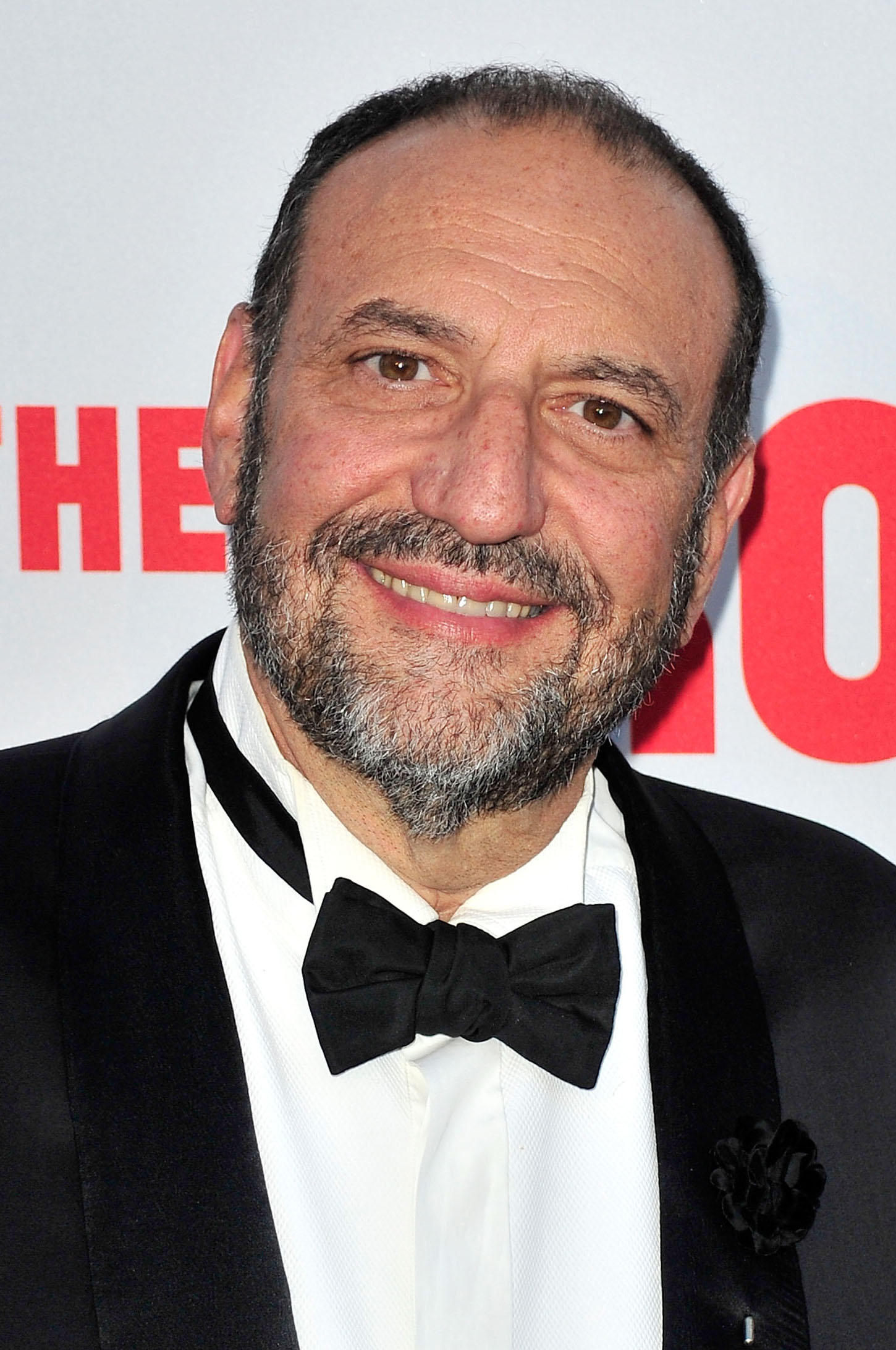Joel Silver at The Broad Museum Black Tie Inaugural Dinner at The Broad.