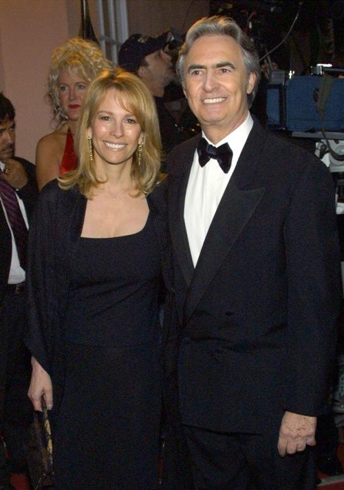 David Steinberg and Guest at the Martin Scorsese's Film Foundation and Norby Walters 12th Annual Night Of 100 Stars Oscar Gala.