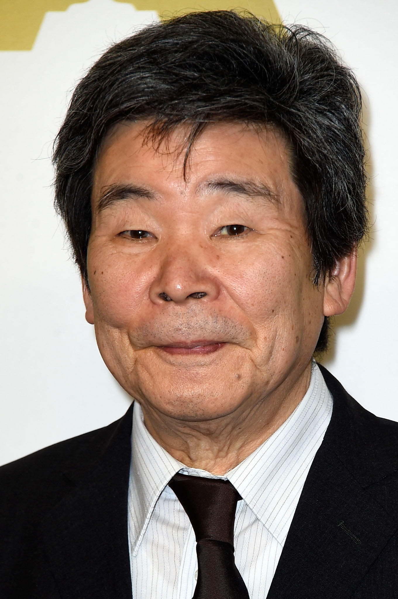 Isao Takahata at the 87th Annual Academy Awards Nominee Luncheon in Beverly Hills, CA.