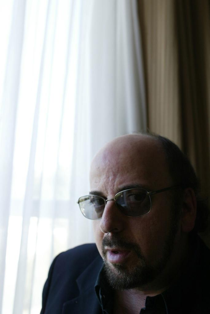 James Toback at the 29th Annual Toronto International Film Festival, for his new film