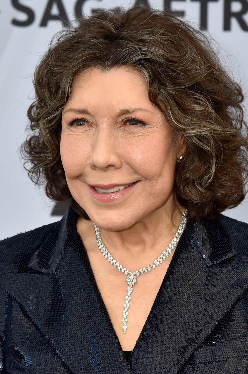 Lily Tomlin at the 25th Annual Screen Actors Guild Awards in Los Angeles.