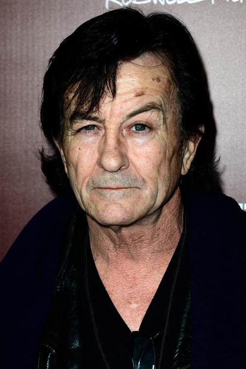Lee Ving at the California premiere of