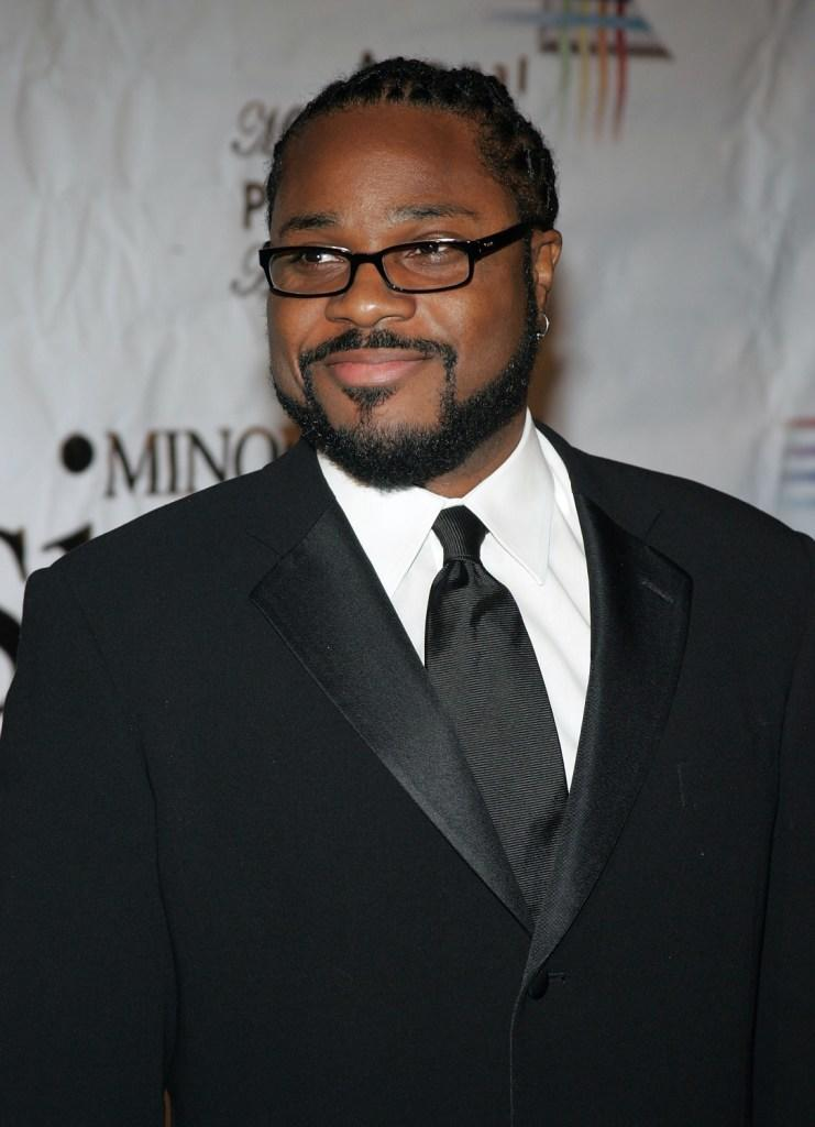 Malcolm-Jamal Warner at the 10th Annual Multicultural Prism Awards.
