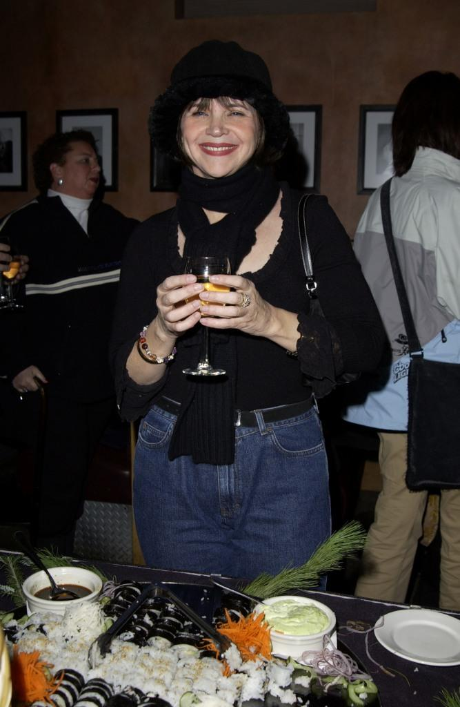 Cindy Williams at the In-Style party during the Sundance Film Festival.