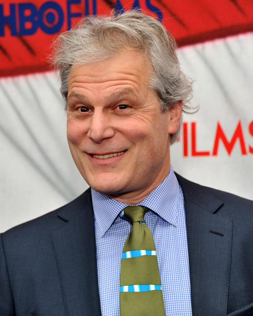 Bruce Altman at the New York premiere of