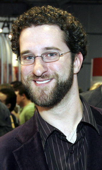 Dustin Diamond at the Adult Video News Adult Entertainment Expo.