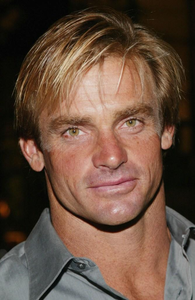 Laird Hamilton at the after party of the special screening of