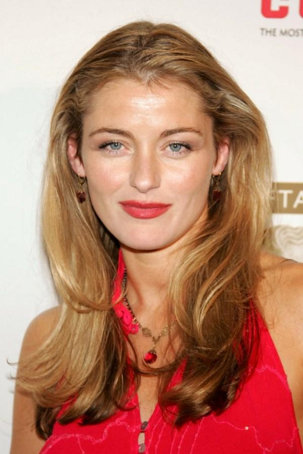 Louise Lombard at the 14th Annual Britannia Awards.