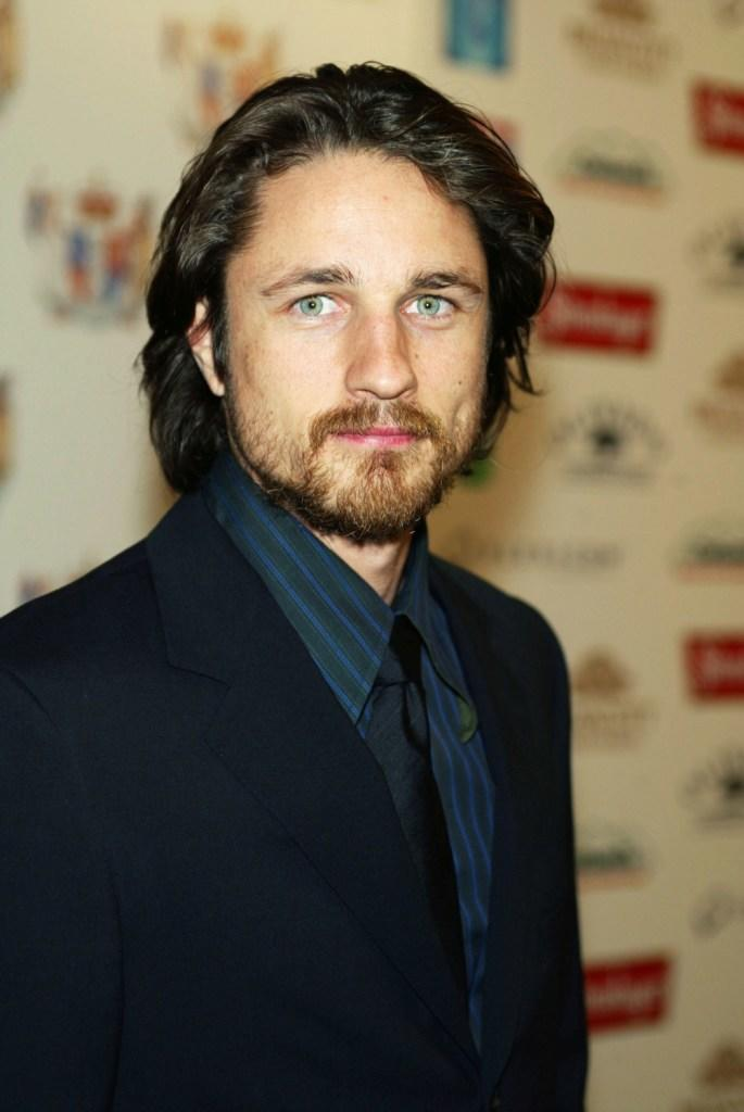 Martin Henderson at the pre-oscar dinner to celebrate New Zealands film making and creative talent.