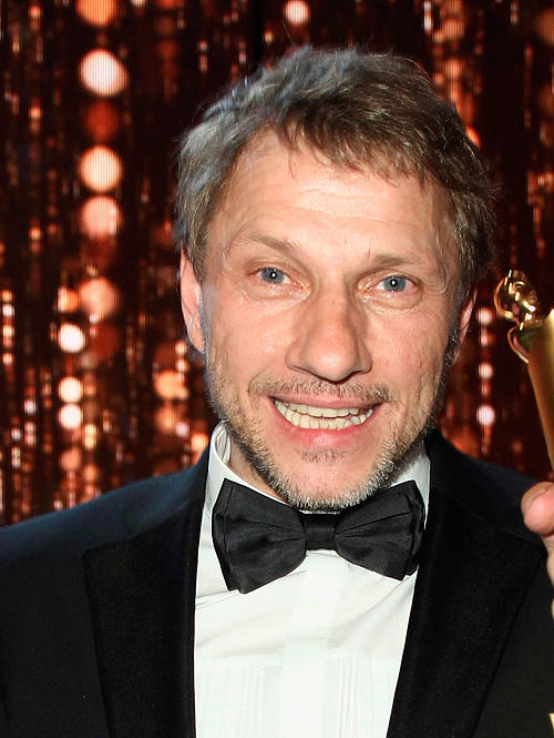 Richy Muller at the German Film Award 2011.