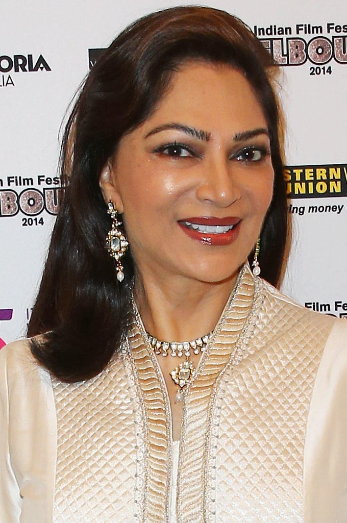 Simi Garewal at the Indian Film Festival of Melbourne Awards.