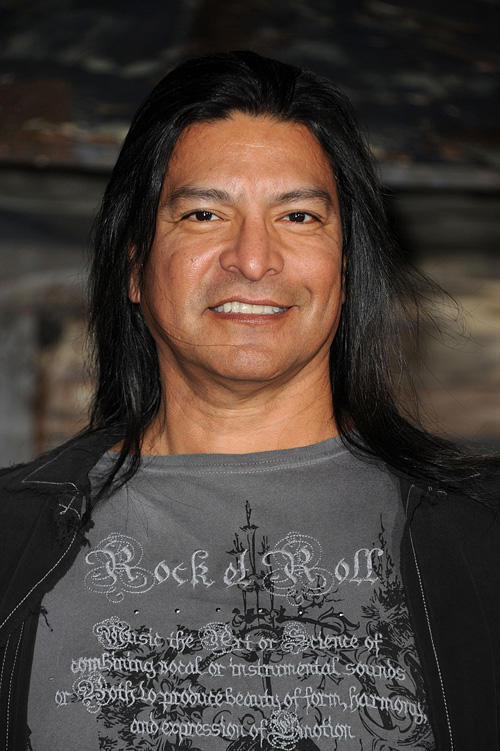 Gil Birmingham at the premiere of