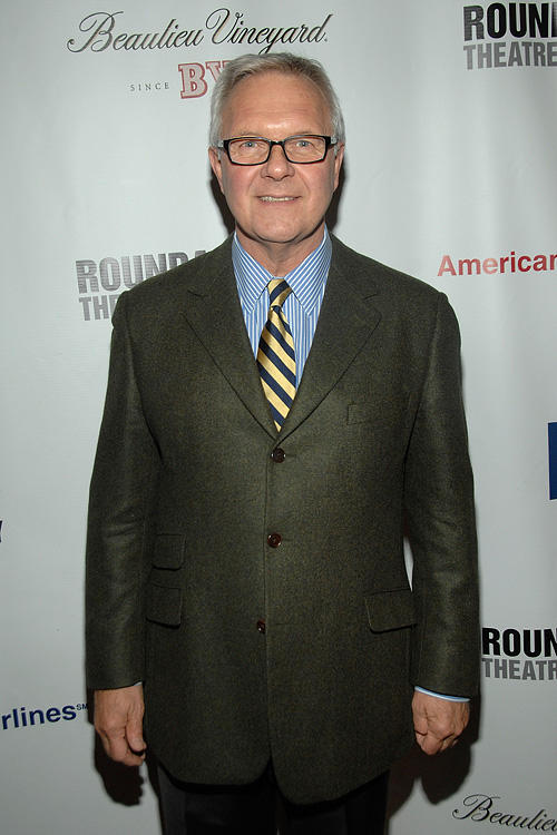Walter Bobbie at the Roundabout Theater Company's 2011 Spring Gala in New York.