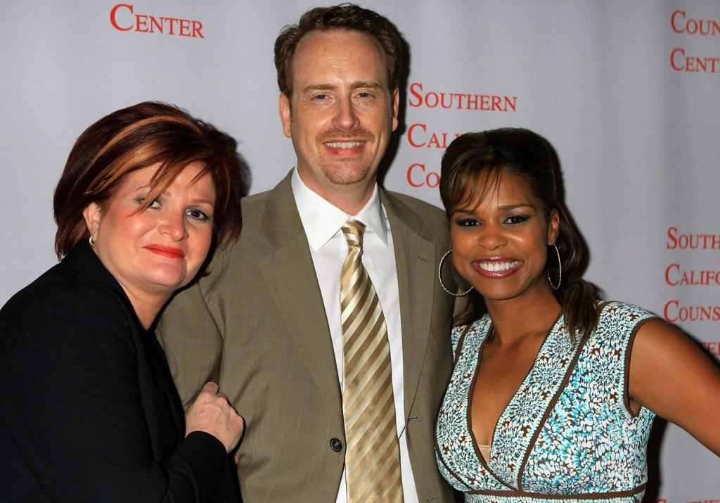 Faith Prince, Bob Greenblatt and Kimberly Brooks at the Southern California Counseling Center's 40th Anniversary Gala.