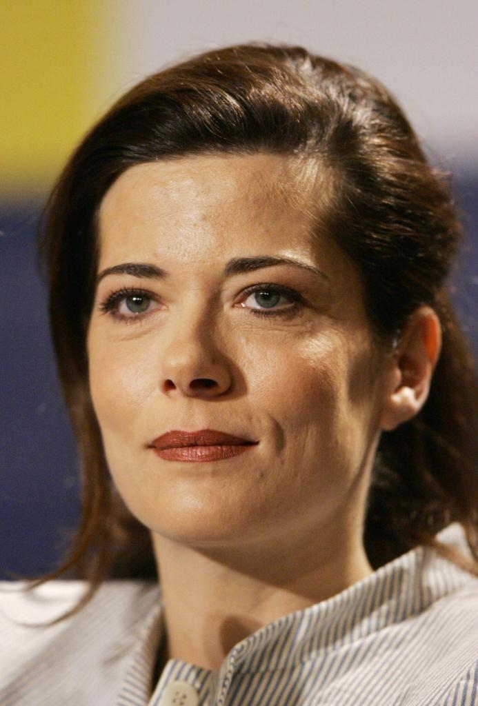 Sandra Ceccarelli at the International Berlin Film Festival Berlinale.