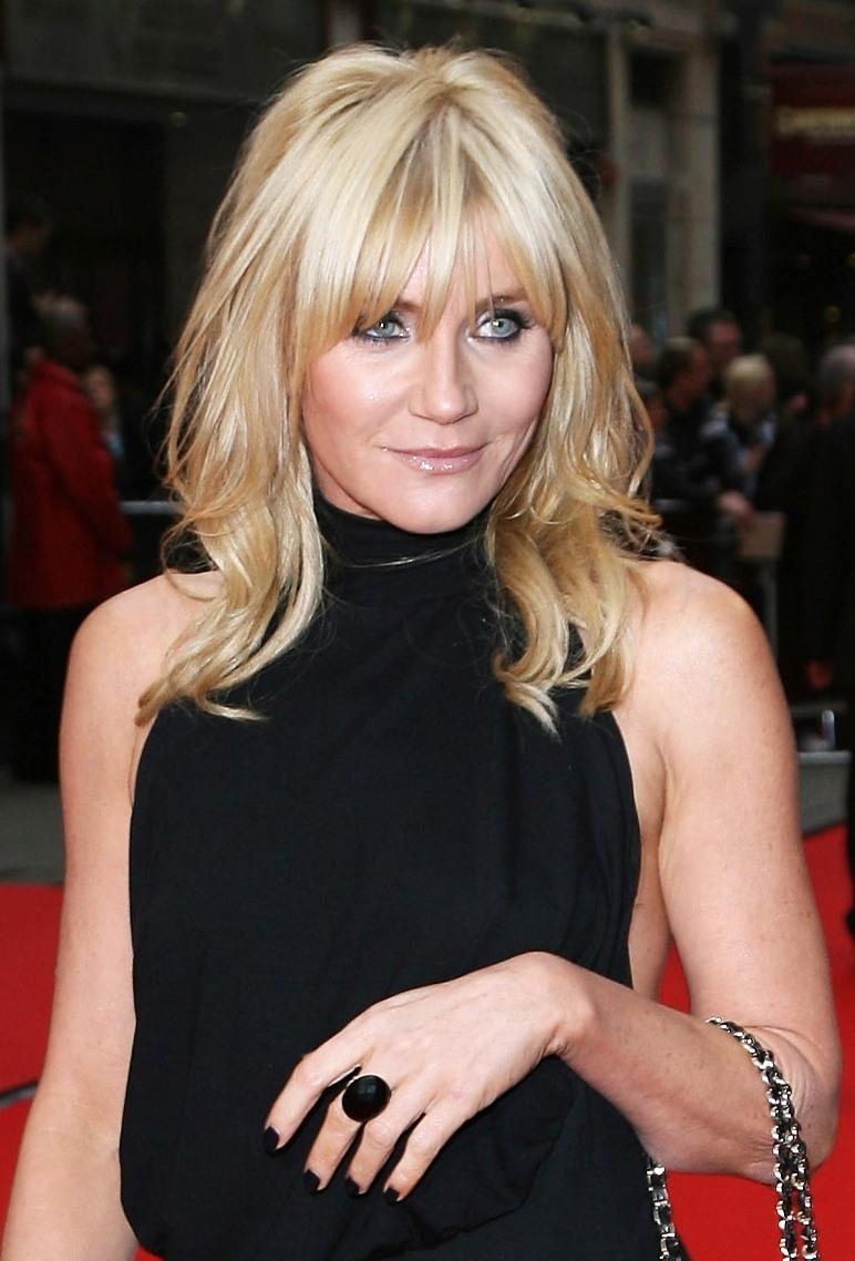 Michelle Collins at the British Academy Television Awards 2008.