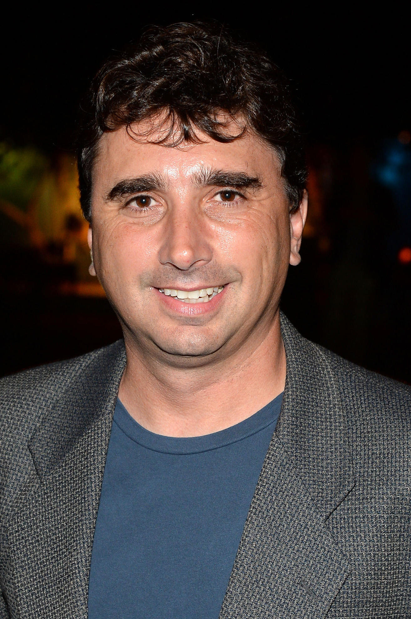 Anthony Ferrante at the 'Fathom Events Presents The Premiere Of The Asylum And Syfy's 'Sharknado' Pre-Party'.