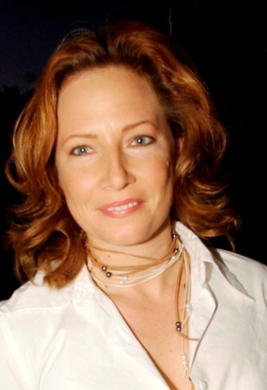 Rebecca Frith at the Critics Circle Awards 2003.