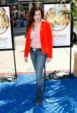 Joely Fisher at the premiere of
