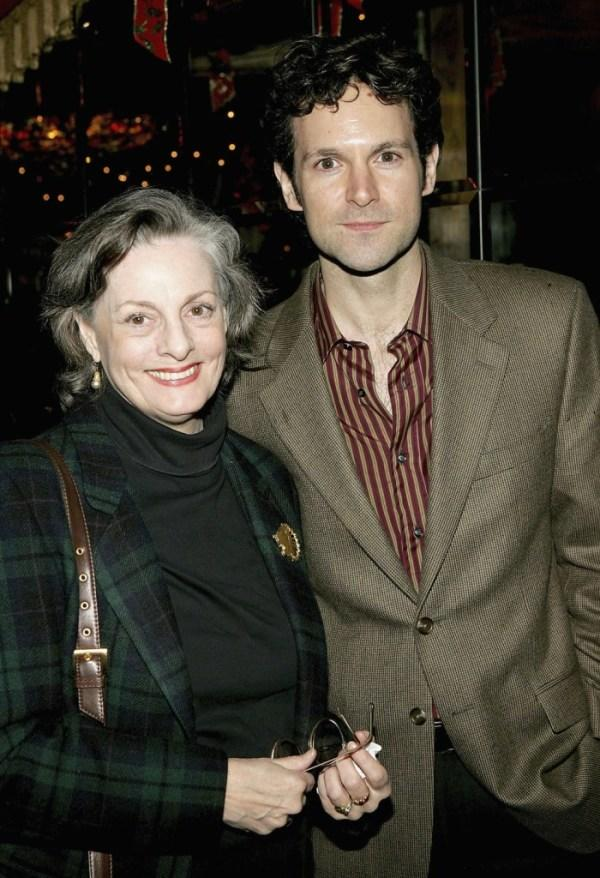 Dana Ivey and Kevin Collins at the opening night after party of the new play