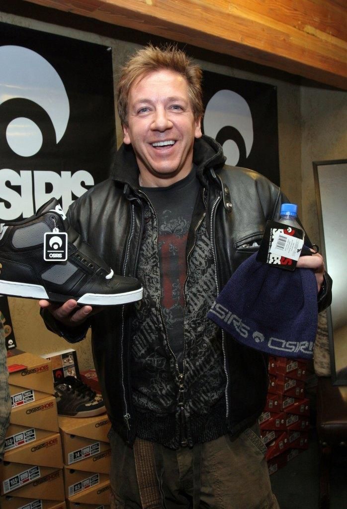 Ross King at the Gibson Guitar and Entertainment Tonight celebrity hospitality lodge during the 2007 Sundance Film Festival.